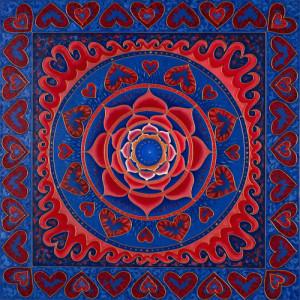 red lotus love